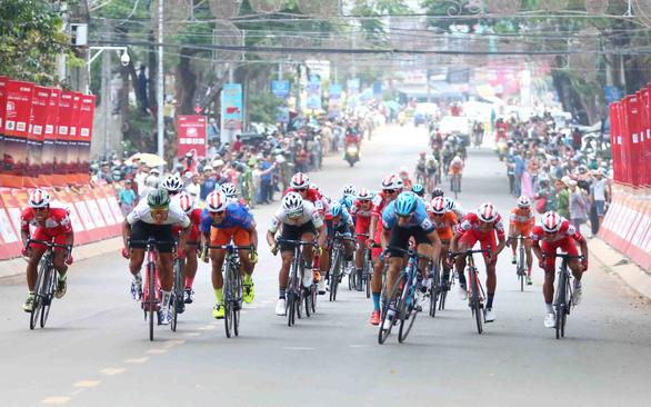Cuộc đua xe đạp Cúp Truyền hình TP.HCM 2020 xuất phát ngày 19-5 - Ảnh 1.