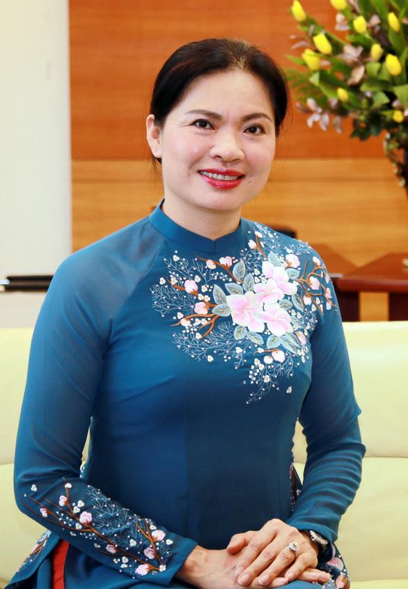Bà Hà Thị Nga được bầu làm chủ tịch Hội Liên hiệp phụ nữ Việt Nam - Ảnh 2.