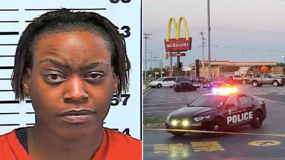 Khách hàng nổ súng bắn 3 nhân viên McDonald vì không được ăn tại chỗ - Ảnh 1.