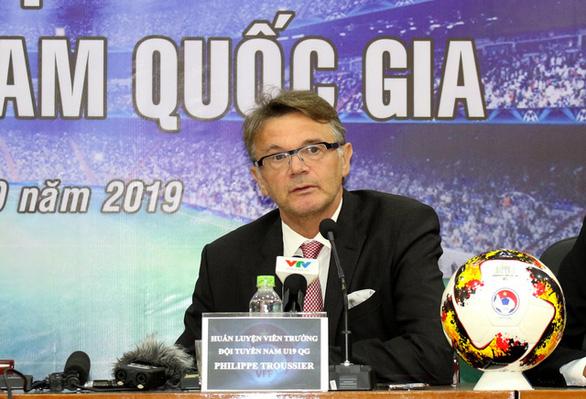 VFF tuyển chọn giám đốc kỹ thuật mới, không phải ông Philippe Troussier - Ảnh 1.