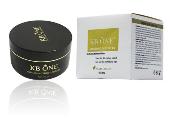KBONE - giải pháp dưỡng trắng da toàn thân hàng đầu cho phái đẹp - Ảnh 1.