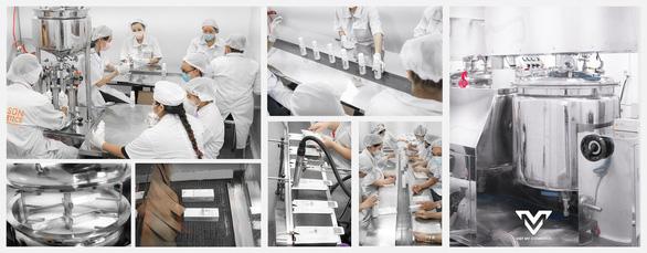 Việt Mỹ Cosmetics - Lợi thế từ việc phát triển đa dịch vụ - Ảnh 3.