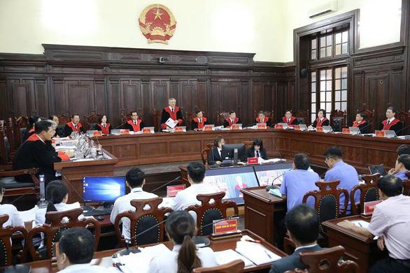 Hội đồng thẩm phán bác kháng nghị vụ án Hồ Duy Hải - Ảnh 1.