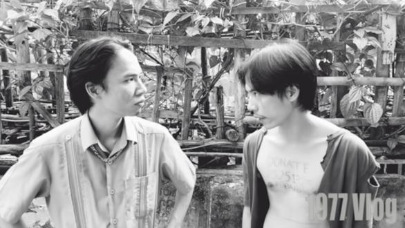 1977 Vlog đến làng Vũ Đại, phát hiện Chí Phèo săn tê giác, tê tê... - Ảnh 4.