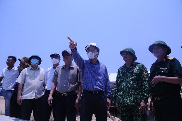 Tìm thấy nạn nhân thứ ba vụ lật ghe trên sông Thu Bồn - Ảnh 1.