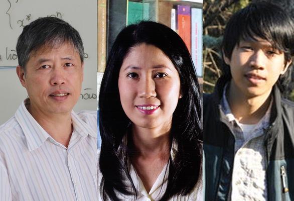 Ba nhà khoa học được trao giải thưởng Tạ Quang Bửu năm 2020 - Ảnh 1.