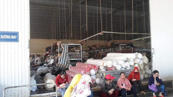 Lại cháy lớn ở Công ty may Sài Gòn Max, hơn 300m2 nhà máy bị thiêu rụi - Ảnh 4.