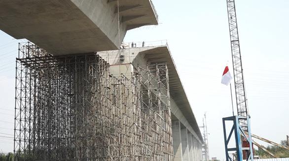 Dự án cao tốc Bến Lức - Long Thành thoi thóp chờ vốn - Ảnh 2.