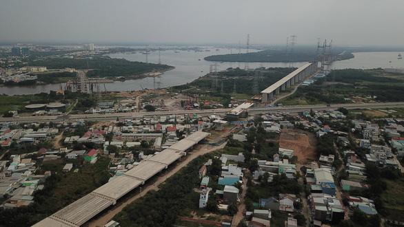 Dự án cao tốc Bến Lức - Long Thành thoi thóp chờ vốn - Ảnh 1.