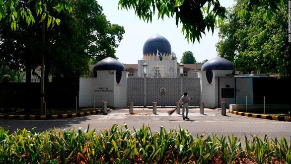 Ấn Độ trục xuất hai nhà ngoại giao Pakistan vì làm gián điệp - Ảnh 1.