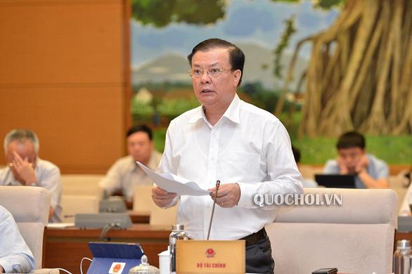 Hà Nội muốn tự quyết thu phí cao hơn mức chung - Ảnh 1.