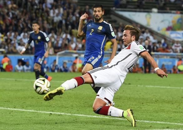 Đoạn kết rất buồn của Gotze - người hùng World Cup - Ảnh 1.