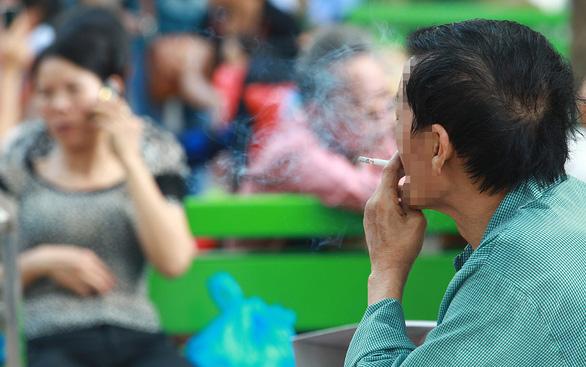 Xu hướng cai thuốc lá lan rộng - Ảnh 1.