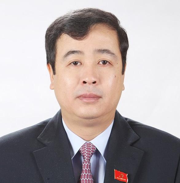 Ông Ngô Đông Hải làm bí thư Tỉnh ủy Thái Bình - Ảnh 1.