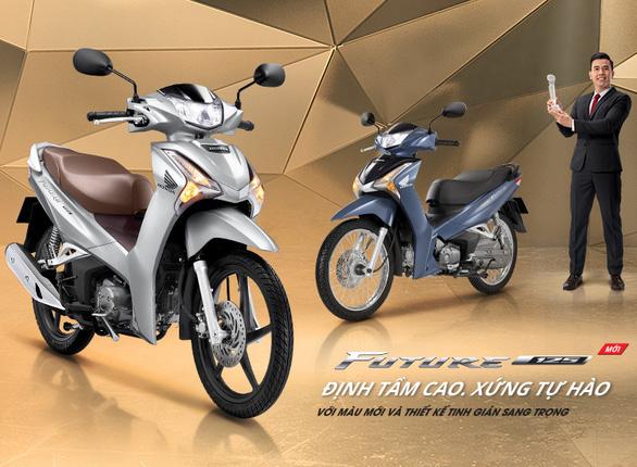 Honda Future FI 125cc phiên bản mới có mặt trên thị trường - Ảnh 1.