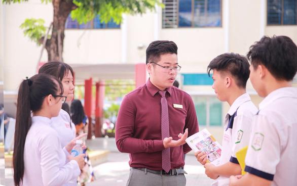 Xét học bạ vào đại học ở một chia sẻ khác của chính chủ - Ảnh 2.