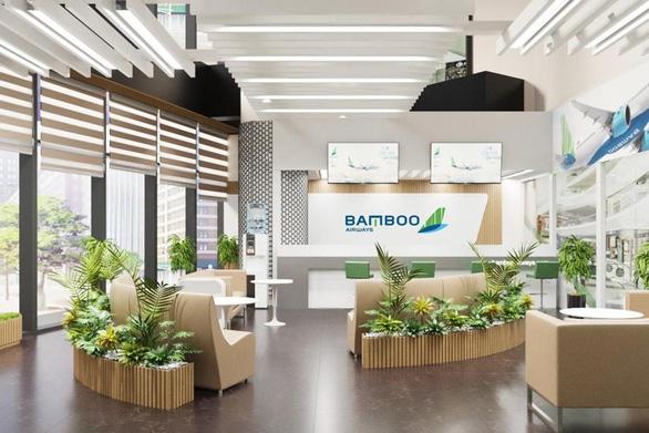 'Săn' vé bay ưu đãi tại lễ khai trương phòng vé Bamboo Airways - Ảnh 2.