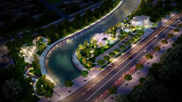 'Mảng xanh' mới cho TP Biên Hòa - Ảnh 2.
