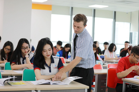 Xét học bạ vào đại học ở một chia sẻ khác của chính chủ - Ảnh 3.
