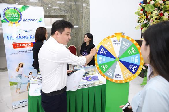 'Săn' vé bay ưu đãi tại lễ khai trương phòng vé Bamboo Airways - Ảnh 5.