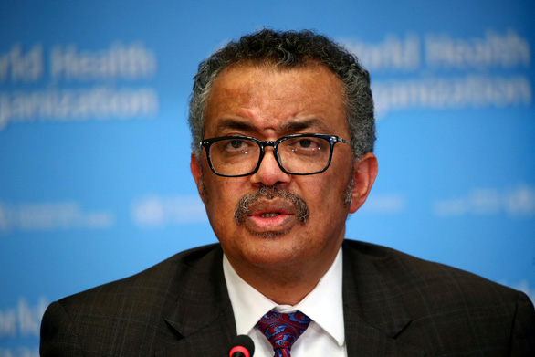 Tổng giám đốc WHO Tedros ca ngợi Mỹ, kêu gọi tiếp tục quan hệ tốt đẹp - Ảnh 1.