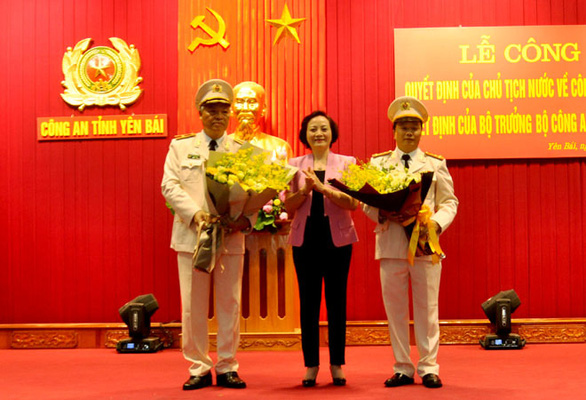 Phó tư lệnh Cảnh vệ làm giám đốc Công an Yên Bái - Ảnh 1.