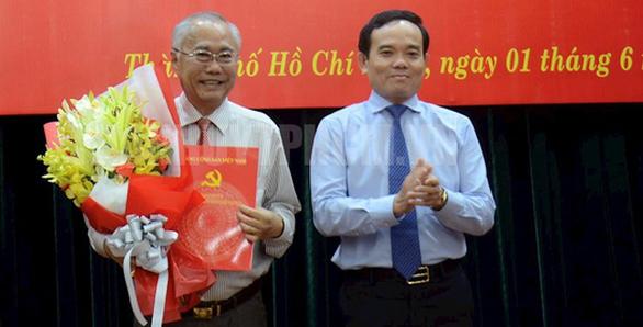 Bí thư Hóc Môn giữ chức bí thư Đảng ủy Tổng công ty Công nghiệp in - bao bì Liksin - Ảnh 1.
