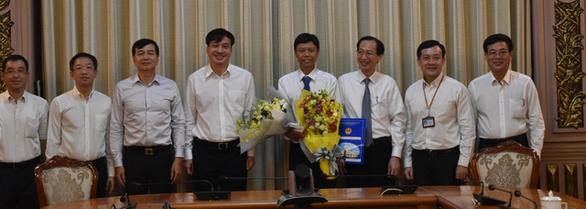 Bí thư Củ Chi giữ chức Bí thư Đảng ủy Tổng Công ty Công nghiệp In – Bao bì Liksin - Ảnh 2.
