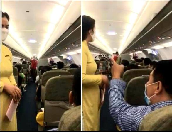 Cấm bay 1 năm hành khách chửi tiếp viên vì tranh giành ngăn để đồ - Ảnh 1.