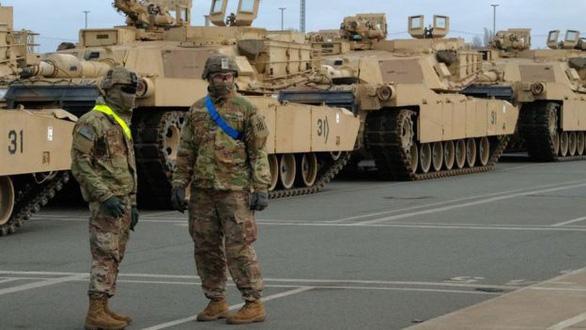 Đức xác nhận Mỹ đã thông báo kế hoạch rút bớt quân đồn trú - Ảnh 1.