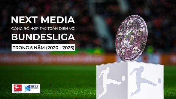 Next Media hợp tác toàn diện với Giải vô địch Đức trong 5 năm - Ảnh 1.