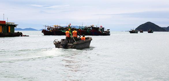 Ban chỉ đạo 389 quốc gia yêu cầu kiểm soát xuồng Trung Quốc trên vùng biển Vạn Gia - Ảnh 1.