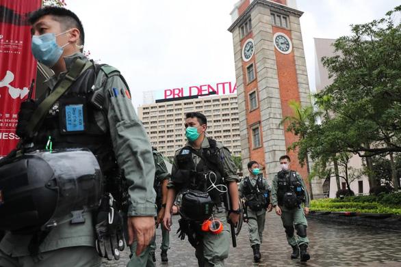 Trung Quốc có thể kích hoạt luật an ninh mới tại Hong Kong trong tháng này - Ảnh 1.