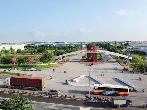Hải Dương muốn chuyển khu công nghiệp Đại An thành đô thị công nghiệp - Ảnh 1.