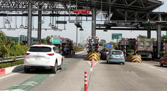 Thu phí tự động toàn tuyến cao tốc Pháp Vân - Cầu Giẽ - Ninh Bình - Ảnh 1.