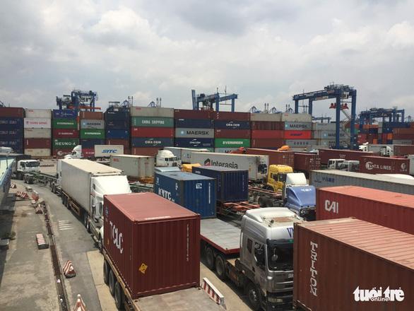 TP.HCM xây dựng đề án thu phí hạ tầng cảng biển tương tự Hải Phòng - Ảnh 1.