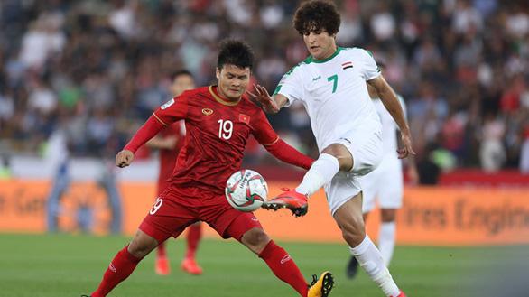 Iraq mời tuyển Việt Nam đá giao hữu ngày 8-10 để làm nóng cho vòng loại World Cup 2022 - Ảnh 1.