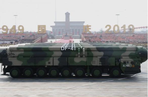 Mỹ cảnh báo Trung Quốc không được có thêm trường thành bí mật về vũ khí hạt nhân - Ảnh 1.