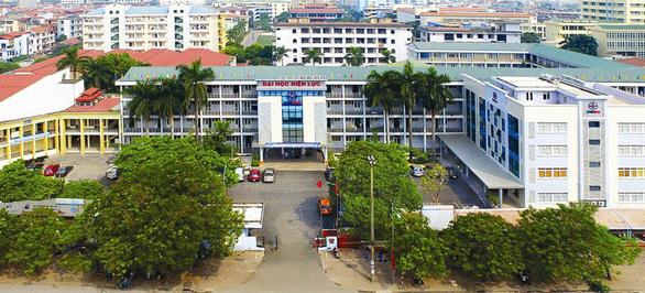 Trường ĐH Điện lực tuyển sinh: Chỉ dựa vào tốt nghiệp THPT và xét học bạ - Ảnh 1.