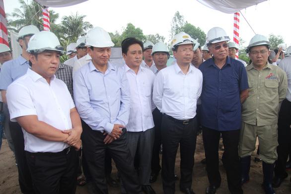 Đề xuất gộp cao tốc Mỹ Thuận - Cần Thơ vào dự án cao tốc Trung Lương - Mỹ Thuận - Ảnh 2.