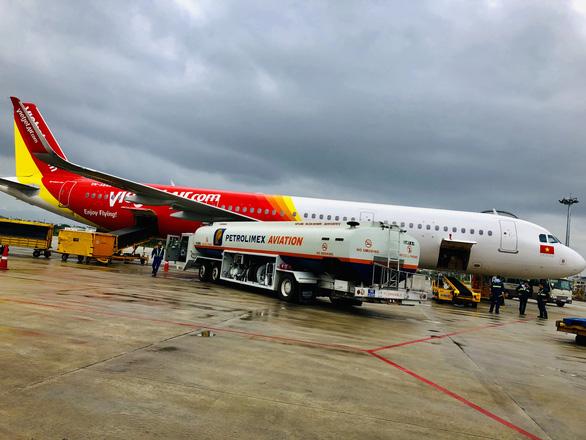 Đề xuất giảm 50% thuế nhiên liệu bay - Ảnh 1.