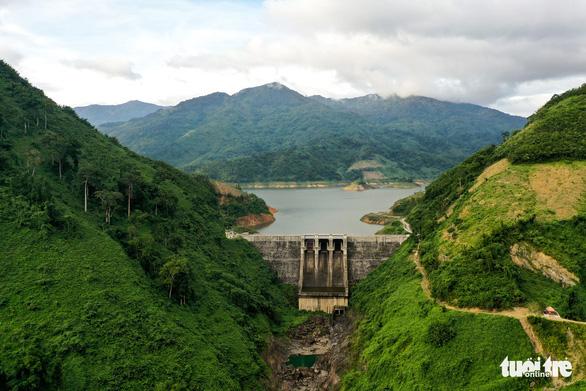 Thủy điện A Vương giảm xả nước về hạ du từ ngày 11-6 - Ảnh 1.