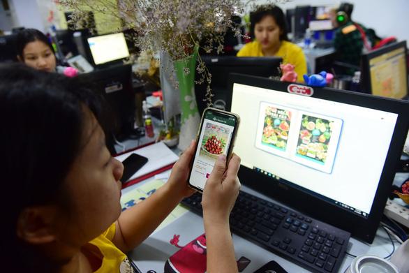 Cứ mỗi giờ, Saigon Co.op bán một tấn vải thiều qua ví điện tử MoMo - Ảnh 1.