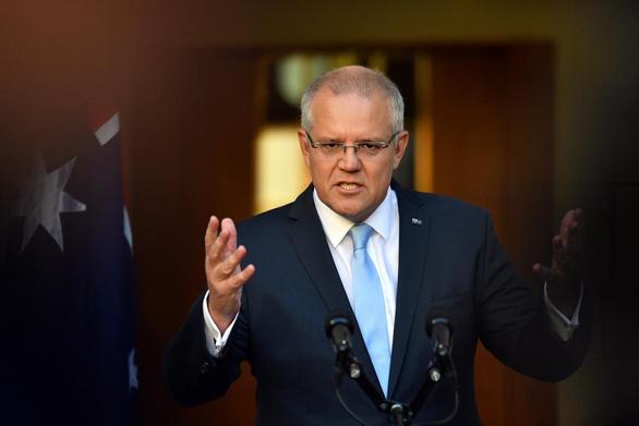 Thủ tướng Úc tuyên bố sẽ không để Trung Quốc bắt nạt - Ảnh 1.