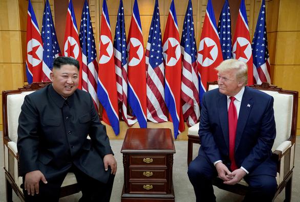 Kỷ niệm 2 năm thượng đỉnh Mỹ - Triều, Triều Tiên thấy tuyệt vọng - Ảnh 1.