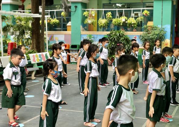Học sinh TP.HCM nghỉ hè từ ngày 15-7 - Ảnh 1.