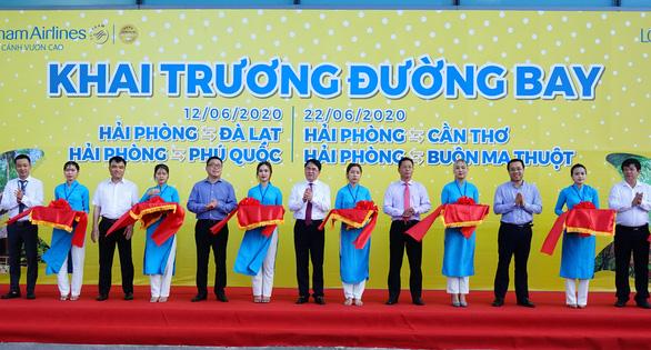 Vietnam Airlines muốn vay 12.000 tỉ để vượt qua dịch, không xin ngân sách - Ảnh 1.