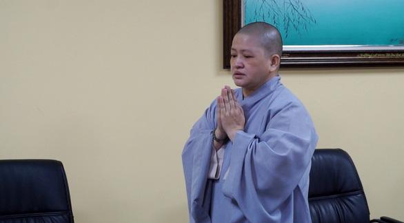 Thu hồi quyết định trụ trì chùa đối với sư cô bạo hành trẻ ở quận 4 - Ảnh 1.