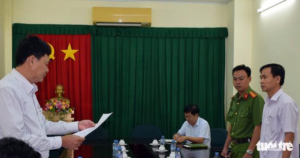 Vụ Imex Trà Vinh: Đề nghị truy tố cựu tổng giám đốc Tổng công ty Lương thực Miền Nam - Ảnh 1.