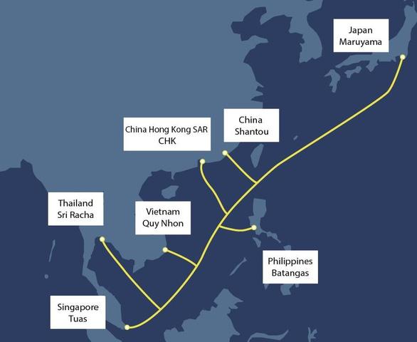 Việt Nam sắp có thêm tuyến cáp quang mới, băng thông siêu khủng - Ảnh 1.